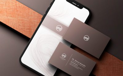 Logo design and branding for Chiron Studio