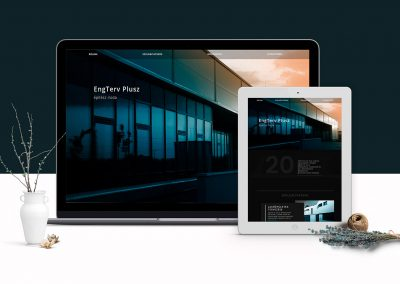 Achitecture office webdesign