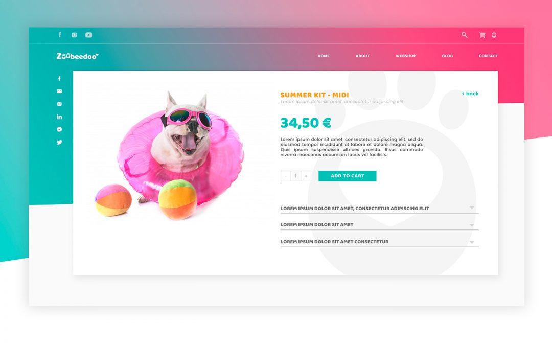 ZooBeeDoo – logodesign