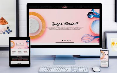 Sugarflex – webdesign