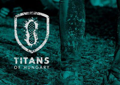 Logo design for sports association